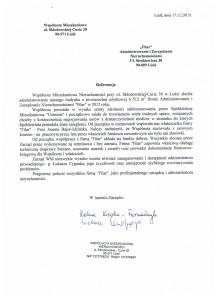 sklodowskiej30 referencje